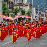 遠野祭り 2016