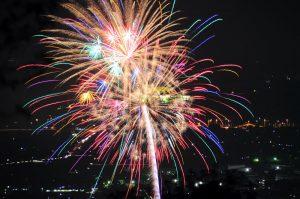 東温市観月祭 2017