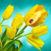 黄色てんとう虫 ジンクス