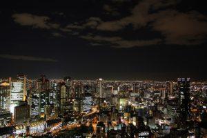 関西 大阪 年末デート