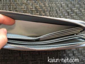 薄い財布 レディース