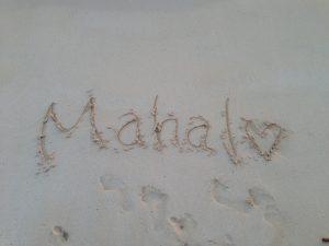 マハロ 意味